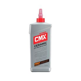 MOTHERS ® CMX™ CERAMIC 3-IN-1 POLISH & COAT - Polimento e revestimento cerâmico 3-em-1 473 ml